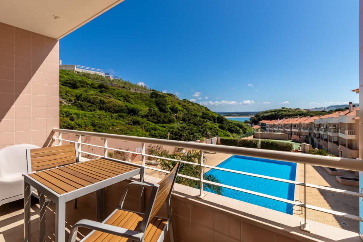 Balcony Bay view